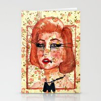 Marilyn Monre Stationery Cards