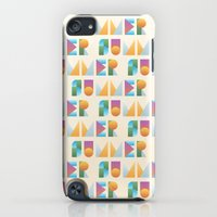 iPod Touch Cases featuring It's Summer Time by Moremo