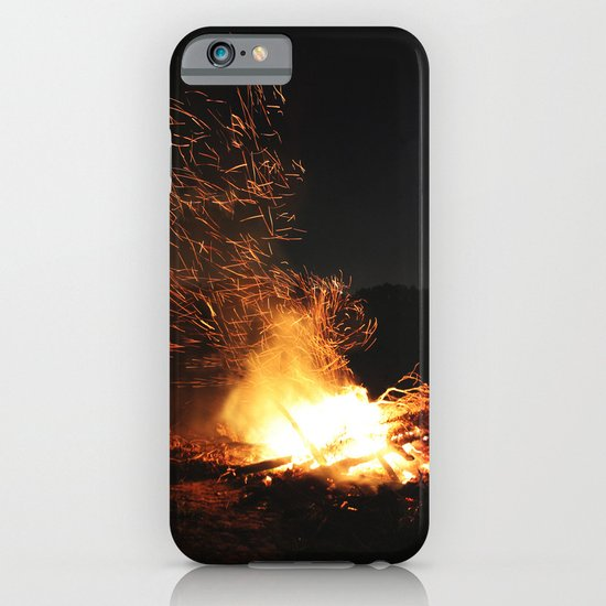 Fire Dance iPhone & iPod Case