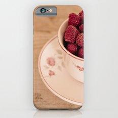 delicious red Slim Case iPhone 6s