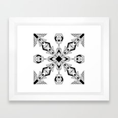 Abstract000 Framed Art Print
