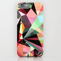 iPhone & iPod Case featuring Colorflash 6 by Mareike Böhmer Graphics