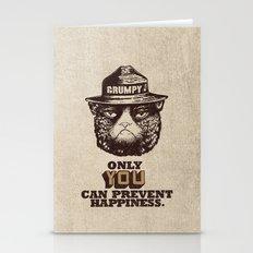Grumpy PSA Stationery Cards