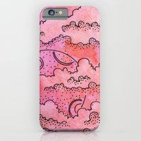 Pink Sk-eye iPhone 6 Slim Case