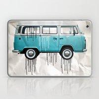 VW kombi paint job Laptop & iPad Skin