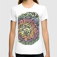 Aztec  Womens Fitted Tee White SMALL