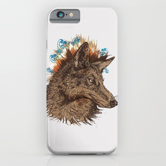 coyote iPhone & iPod Case