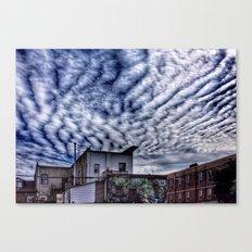 Sky at Kensington II Canvas Print