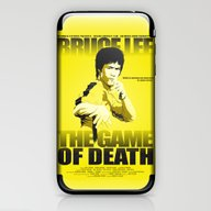 The Game Of Death iPhone & iPod Skin