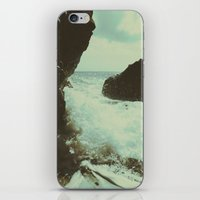 Seaside part one iPhone & iPod Skin