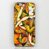 Dancer- Change Of Season… iPhone & iPod Skin