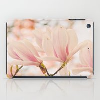 Magnolias I iPad Case