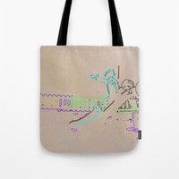 Be Child Tote Bag