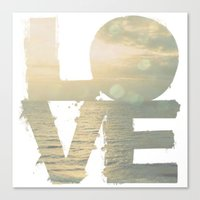 This Love Is Ours Canvas Print