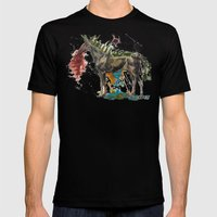 Zombify Mens Fitted Tee Black SMALL