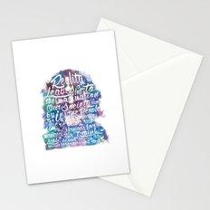 Lennon Reality Stationery Cards