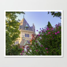 Ivory Tower Canvas Print