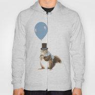 Party Squirrel Hoody