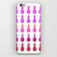 Pineapples purple haze iPhone & iPod Skin