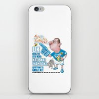 Wildcats Being #1 is Nothing to Sneeze at! iPhone & iPod Skin