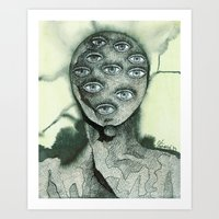 One Look Would Have Been… Art Print