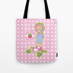 Happy Berry Tote Bag