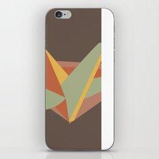Abstract Crane iPhone & iPod Skin