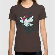 T-shirt featuring Spring Chicken by Artistic Dyslexia