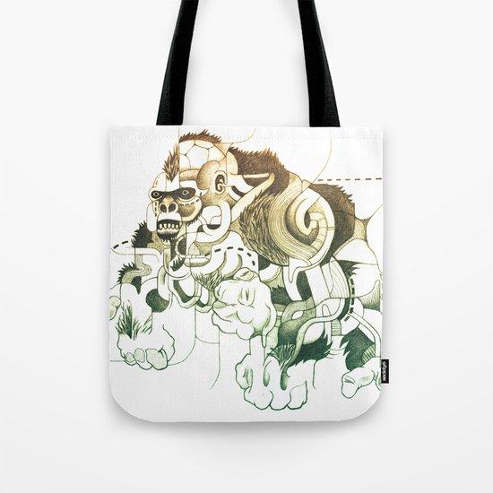 Gorilla gorilla gorilla! Tote Bag