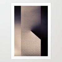 Stand Art Print