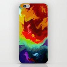 Rift iPhone & iPod Skin