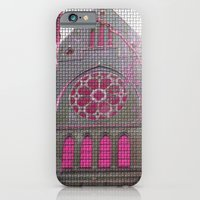 iPhone & iPod Case featuring If god would be a DJ... by Pink grapes
