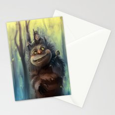 Max and Moishe Stationery Cards