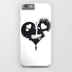 Skull Kiss Slim Case iPhone 6s