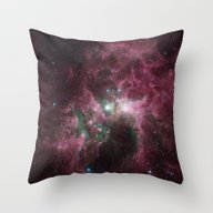 The Tortured Clouds Of E… Throw Pillow