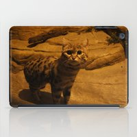 Wild Cat iPad Case