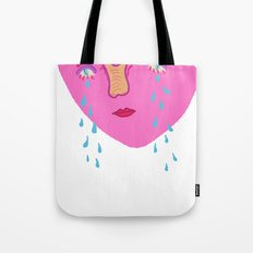 happy v-day Tote Bag