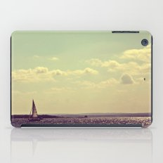 sail iPad Case