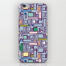 Blocked iPhone & iPod Skin