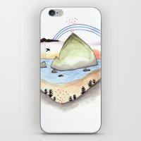 Haystack Rock iPhone & iPod Skin