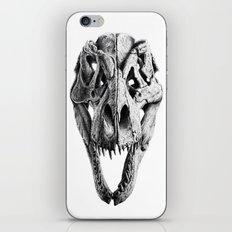 T-Rex Skull iPhone & iPod Skin