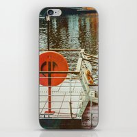 Liffeyside iPhone & iPod Skin
