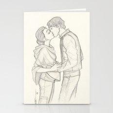 Leia & Han Stationery Cards