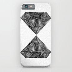 Black Diamond iPhone 6s Slim Case