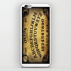 Ouija Board iPhone & iPod Skin