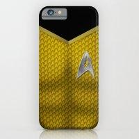 Star Trek Series - Capta… iPhone 6 Slim Case