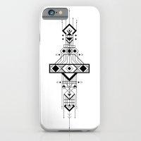 Geometric Device iPhone 6 Slim Case