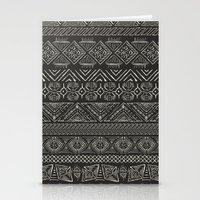 Aztec pattern Stationery Cards