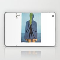 Fountain Of Life Laptop & iPad Skin