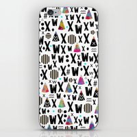 A.A.W.W. iPhone & iPod Skin